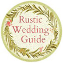 rustic wedding guide silk wedding bouquet the bridal flower badge