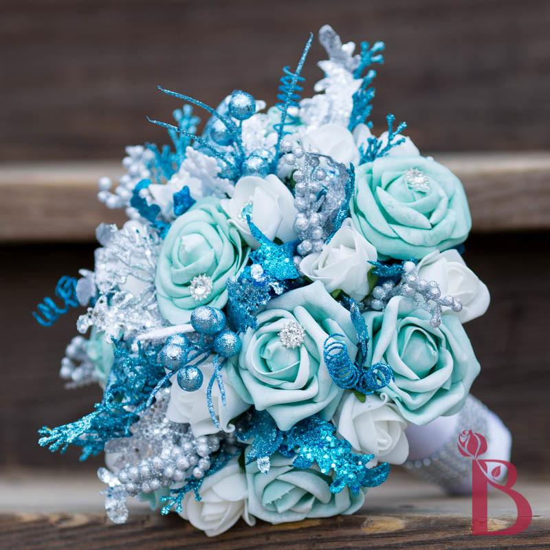 Wedding Flowers Teal Theme Gallery - Wedding Decoration Ideas
