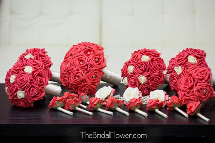 Guava Wedding Bouquets – fashion dresses