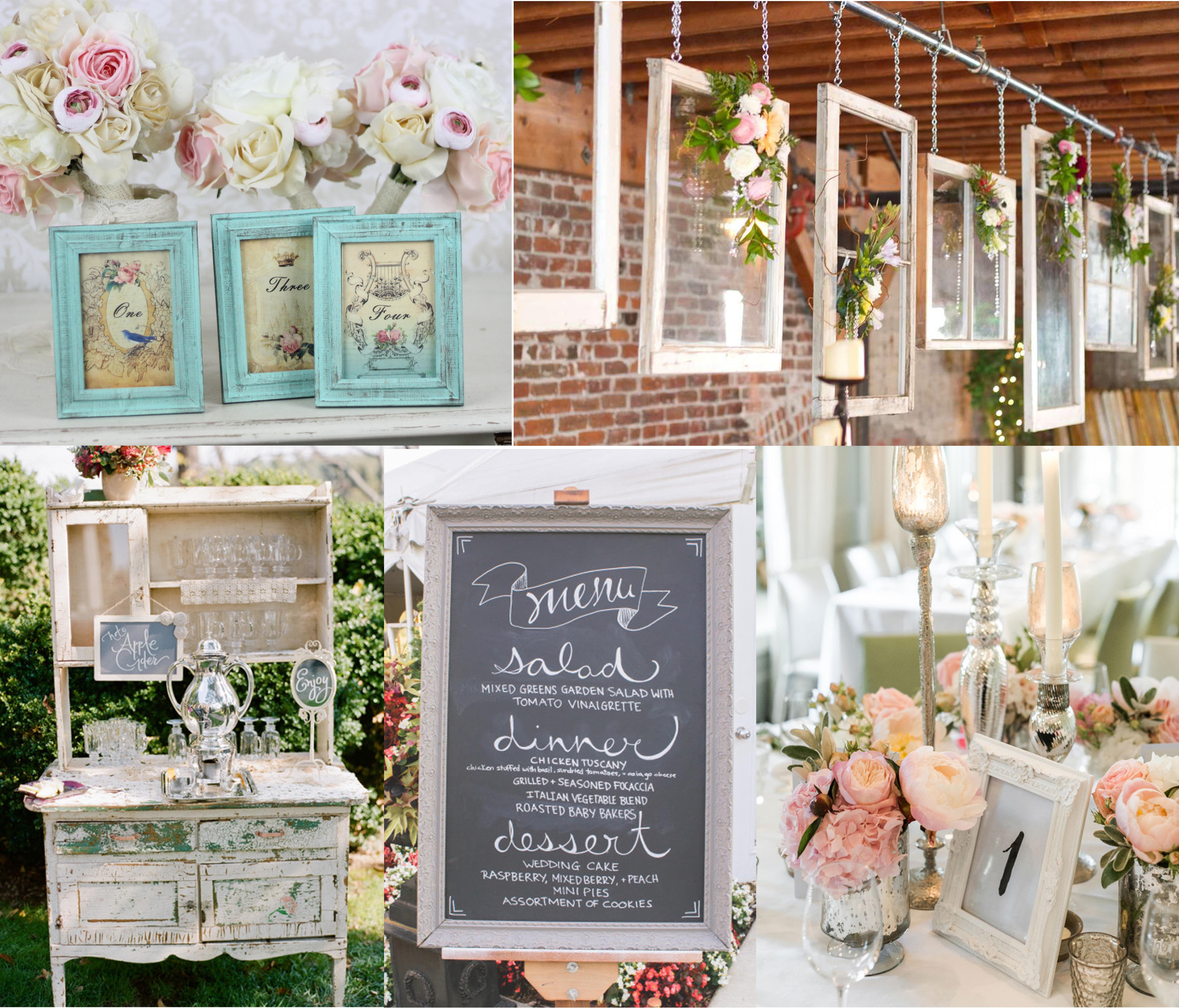 Shabby chic wedding reception food ideas 28 images for Maison chic shabby chic