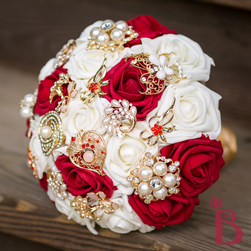 94 Indian Wedding Flower Bouquets