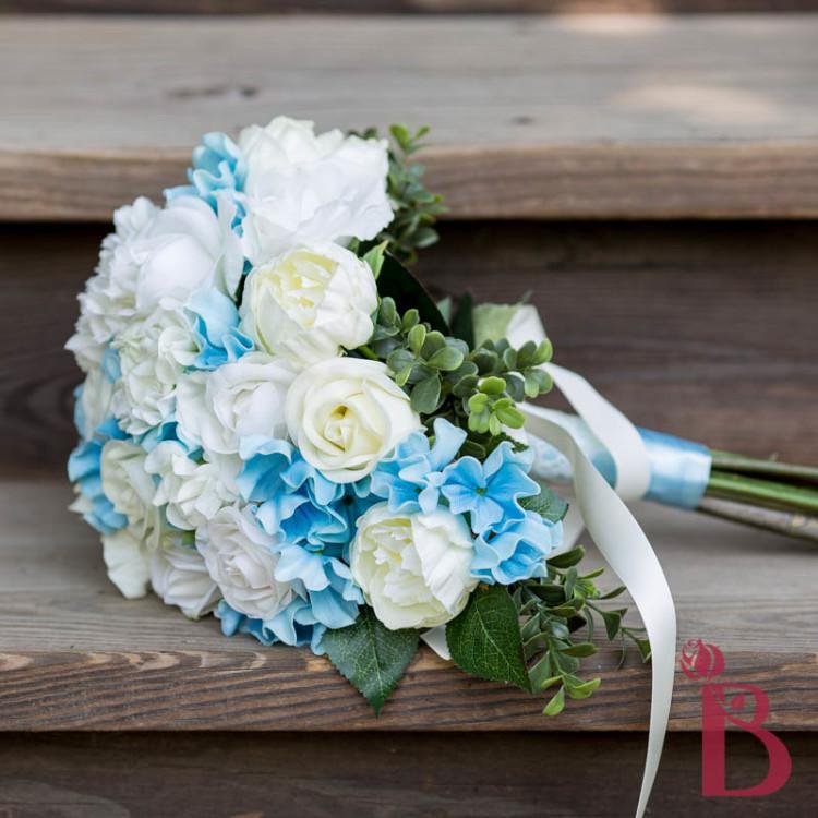 Light Blue Flowers For Weddings: Light Blue Roses Real Gallery
