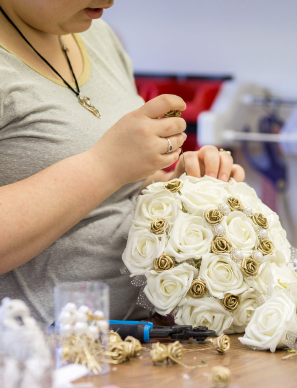 Shipping and rush orders – The Bridal Flower – silk and real touch ...