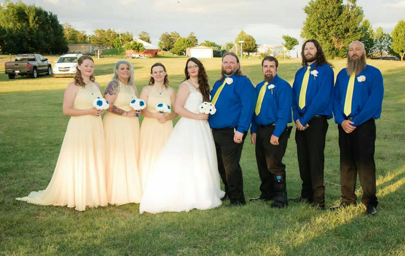 Beauty And The Beast Themed Wedding.Beauty And The Beast Themed Wedding In Oklahoma The Bridal Flower